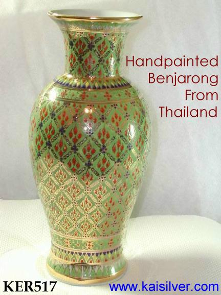 Old Time Pottery, Thai Benjarond
